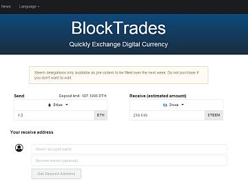 通过其它加密货币付费快捷注册steemit