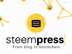 SteemPress愿景,2018年路线图,全职并启动见证人节点@steempress