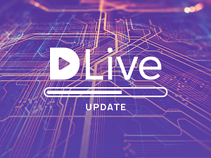 DLive – Steem上第一个分散的直播流媒体平台!