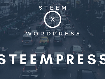 介绍SteemPress beta——将WordPress与Steemit连接起来