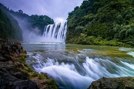 西游记(三):黄果树瀑布 Journey to the West (3): Huangguoshu Waterfall