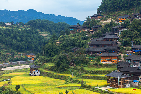 西游记(二):看贵州的苗寨 Journey to the West (2) :Miao Village, Guizhou
