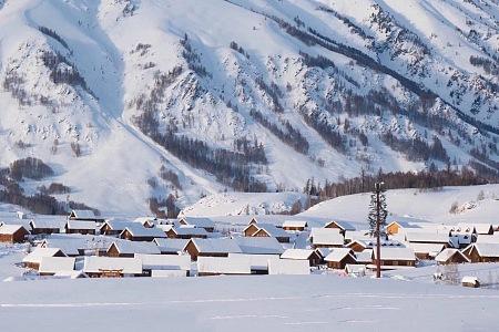 畅游新疆——有一种旅行叫冬天去草原