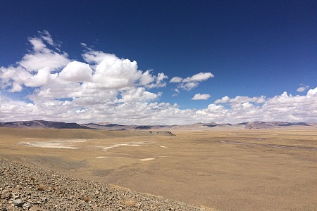 藏区骑行60日~第46天「遇美景,遭暴雪,被围困,一天八个蛋」Riding in the Tibetan area for 60 days~The Forty-sixth days
