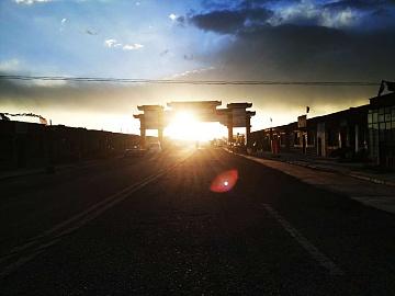 藏区骑行60日~第53天「抵扎达土林,徒步古格王朝遗址」Riding in the Tibetan area for 60 days~The Fifty-third days