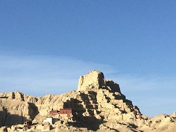 藏区骑行60日~「精美的古格王朝遗址」Riding in the Tibetan area for 60 days~Beautifully Guge Dynasty ruins
