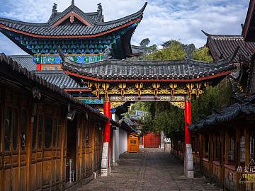 西游记(八):美丽的丽江古城 Journey to the West (8): The beautiful city of Lijiang