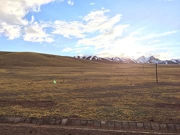 藏区骑行60日~第58天「荒野骑行,翻5378米达坂,遇成群藏羚羊」Riding in the Tibetan area for 60 days~The Fifty-eighth days