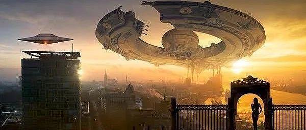 """未来世界:每一次与""""外星人""""的靠近,都是向自我终结""""走近了一步""""?!"""