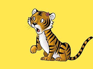 我是老虎(长篇连载)(73)  第27章 让人欢喜的计议(1/3)