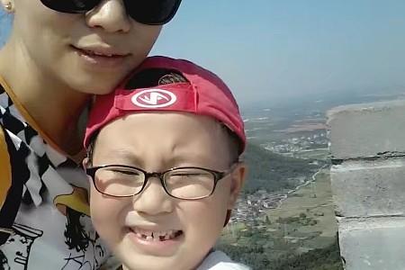 栖霞怪石岭游记2 Xixia GuaiShiling Travel Notes 2