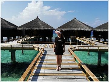马尔代夫小蜜月Maldives Kuramathi Trip