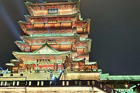夜游中国江西名楼滕王阁🏯 Night Tour China's Jiangxi Famous Building Tengwang Pavilion