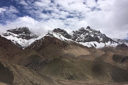 藏区骑行60日~第63天「过麻扎达坂,抵库地小镇」
