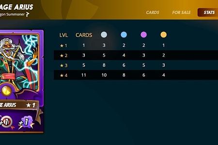 Steemmonsters全新的水晶球卡牌阵容介绍和讲解系列七完结篇