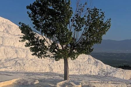 Nature Photography: Pamukkale | 自然摄影:棉花堡Pamukkale