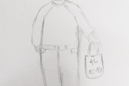 Happy Father's day! Trying to sketch my dad