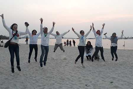 A Travel Choice: Beachy Weekend at Jakarta