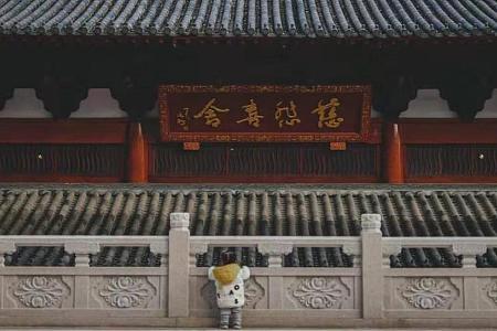 第23个月6天 | 重游径山寺