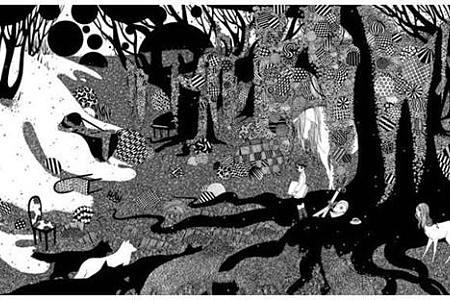 黑童话《失物之书》看完